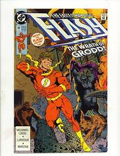 "DC Comic Book ""Flash"" ~ The Fastest Man Alive #47~ Feb 1991"