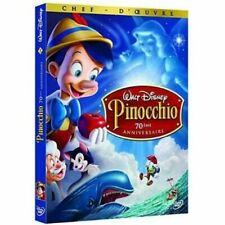 DVD DISNEY Pinocchio * Envoi rapide en Suivi