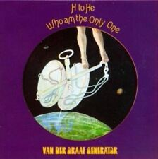 VAN DER GRAAF GENERATOR H To He Who Am The Only One IMPORT CD