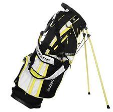 Dunlop Lite Stand Bag Accessori da Golf Sport Nero/Bianco/LIM una taglia R86-1