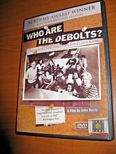 WHO ARE THE DEBOLTS? And Where Did They Get Nineteen Kids? OOP DVD (DOC)Korty