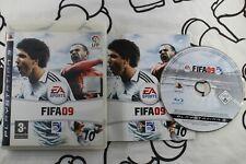 PLAY STATION 3 PS3 FIFA 09 BUEN ESTADO PAL ESPAÑA