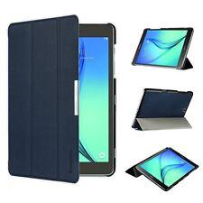 EasyAcc Slim Samsung Galaxy Tab A 9.7 T550 Hülle Case Tasche PU Leder hüllen