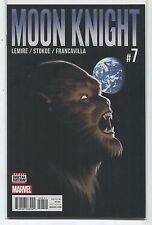 Moon Knight #7 NM  Lemire Stokoe Francavilla Marvel Comics **26