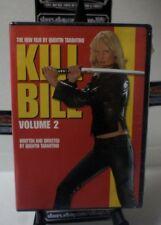 Kill Bill Vol. 2 New Dvd Free Shipping!