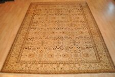One Of A Kind 8' x 11' Top Quality Natural Dyed handmade muted soft pastel Rug