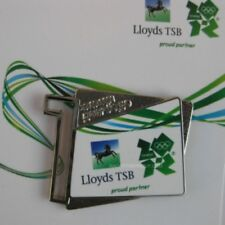 2012 London Summer Olympic LLoyds 1 Year To Go Pin #1
