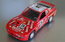 Bburago Burago Porsche 924 Turbo Rally Boss N°25 1/24