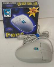 Vintage A4 TECH Fast mouse Serial Version,520DPI.