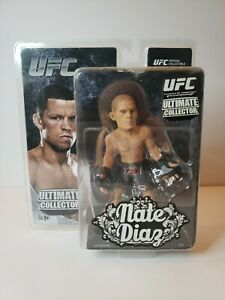 Nate Diaz UFC Round 5 Ultimate Collector  Rare