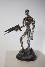 Sideshow Collectibles Terminator 2 Endo-Skeleton 1:4 Statue Mint Metal
