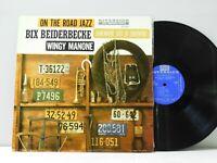 Bix Beiderbecke Wingy Manone LP On The Road Jazz on Riverside