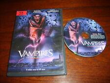 VAMPIRES:Out For Blood (DVD,2003,WS)~LANCE HENRIKSEN~KEVIN DILLON~VANESSA ANGEL