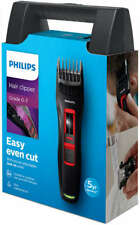 Philips Hair clipper with stainless steel blades DualCut Technology HC3420/83