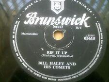 Bill Haley 78 rpm Rip It Up Brunswick 05615