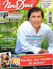 Magazine 2016: FRANK MICHAEL_MARTHE VILLALONGA_ENRICO MACIAS