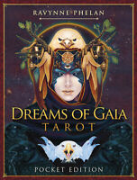Dreams of Gaia Tarot Cards Pocket Edition by Ravynne Phelan 9781925538632