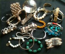 Large Collection Of X 25 Bracelets + Bangles.Various Styles .