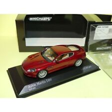 ASTON MARTIN DB9 2009 Rouge Vin Toro Red MINICHAMPS 1:43