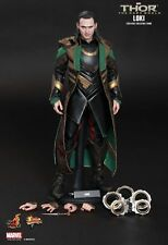 Hot Toys MMS231 1/6 Thor The Dark World Loki Special Edition Action Figure