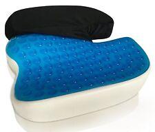 Orthopädisches Sitzkissen mit innovativer Gel-Beschichtung und Anti-Rutsch Bezug