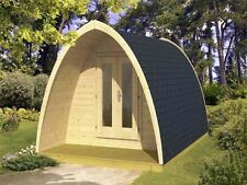 """7'10"""" x 13'1"""", BZBCabins Camping Pod Kit C13, Unique Design, FREE Shipping"""