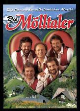 Die Mölltaler Autogrammkarte Original Signiert ## BC 42521