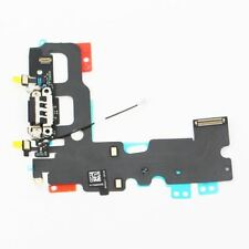 "For iPhone 7 4.7"" Charging Dock Port Flex Cable Ribbon Black Replacement Part"