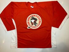 Penguins Jersey XL Wilkes-Barre Chinstraps 2 Rec Youth League