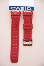 Genuine Casio G-Shock Mudman G-9000TLC Team Land Cruiser Watch Band Red G-9000