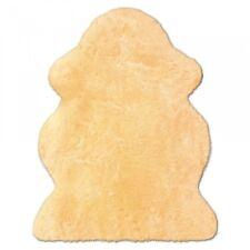 Lammfelle Australisches Lammfell Beige ca. 80 x 60 cm