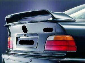 M3 STYLE REAR TRUNK LIP SPOILER FOR BMW E36 4 DOORS SEDAN