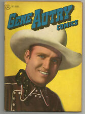 Gene Autry #2 - Dell Comics -F+/VF Beauty tight book MUST GO wonderful book