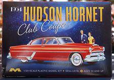 1954 Hudson Hornet Club Coupe, 1:25, Moebius 1213  neu, neu, 2015, neu, neu
