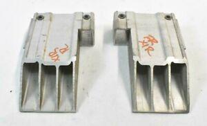 04-09 CADILLAC XLR FRONT EXTENSION BRACKET SET  OEM