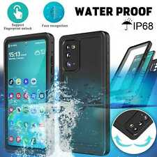360° Waterproof Armor Case Fo Samsung Galaxy Note 20 Ultra S10 S20+ Heavy Duty