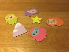 6 cute magnets for fridge, etc