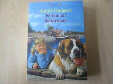 Astrid Lindgren - FERIEN AUF SALTKROKAN - dtv junior - TB - (18436)