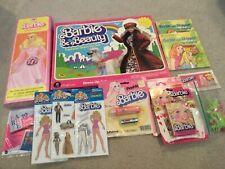 1980's Barbie lot misc