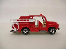 X-09444Tomica Isuzu Fire Engine, 1/81, sehr guter Zustand