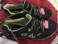 💕Skechers Memory Sole Size 6.5 Synergy Navy/Lime Brand New💕