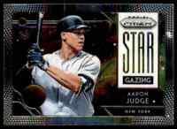 2019 Panini Prizm Aaron Judge Star Gazing New York Yankees #SG5