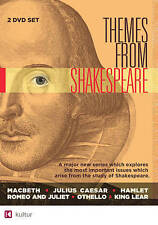 Themes from Shakespeare - New/Sealed 2-Disc DVD Set