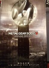 Gecco Naked Snake statue 1/6 Metal gear solid V Ground zeroes