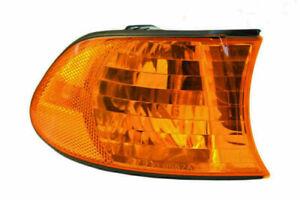 Right Side for BMW E38 7 Series Corner Light Turn Signal Indicator Lens 98-01