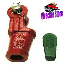 "7/16"" WEDGE SOCKET, CABLE CLAMP, for WINCH WIRE ROPE, WRECKER, CRANE, TOW TRUCK"
