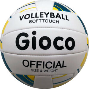 Gioco Official Soft Touch Volleyball Ball