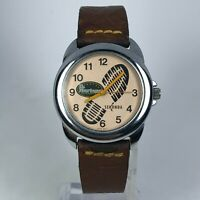 Dr.Martens by Sekonda Mens Stainless Steel Quartz Analog Wristwatch Leather Band