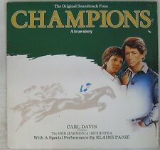 Champions 33 tours Carl Davis 1984