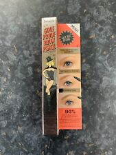 BENEFIT GOOF PROOF Brow Pencil Shade 2 Mini Size 0.17g.